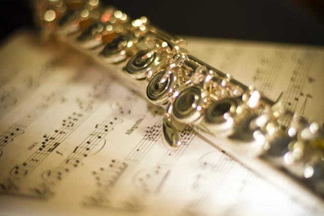 オケーストラで使用する楽器