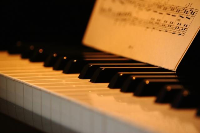 ピアノで知り合う関係