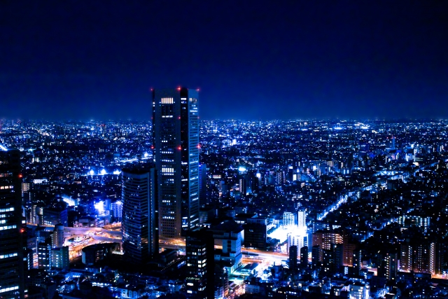 相川七瀬さんが活躍した東京