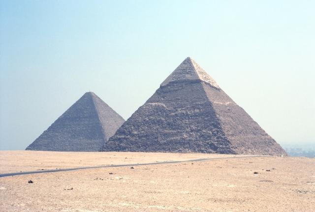 クレオパトラが活躍したエジプト