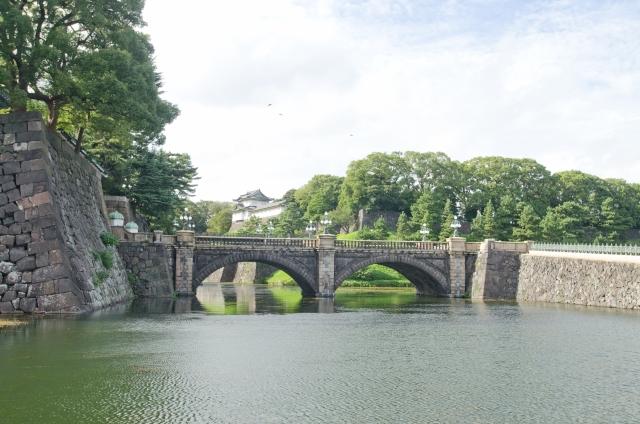 日本の皇居