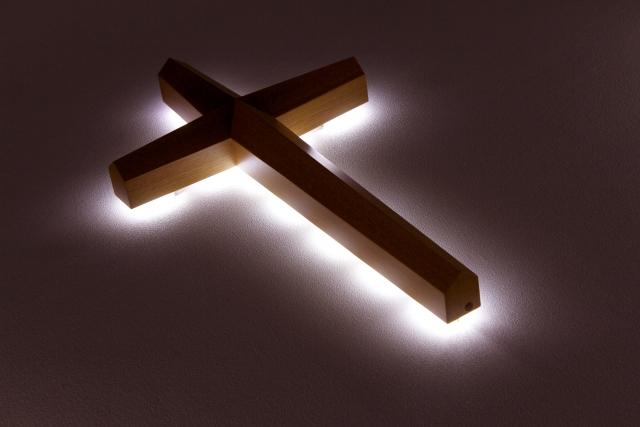 十字架による世界