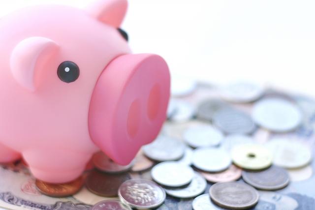豚が貯金する所