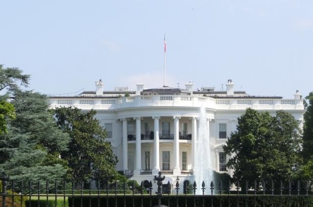 ホワイトハウスの画像
