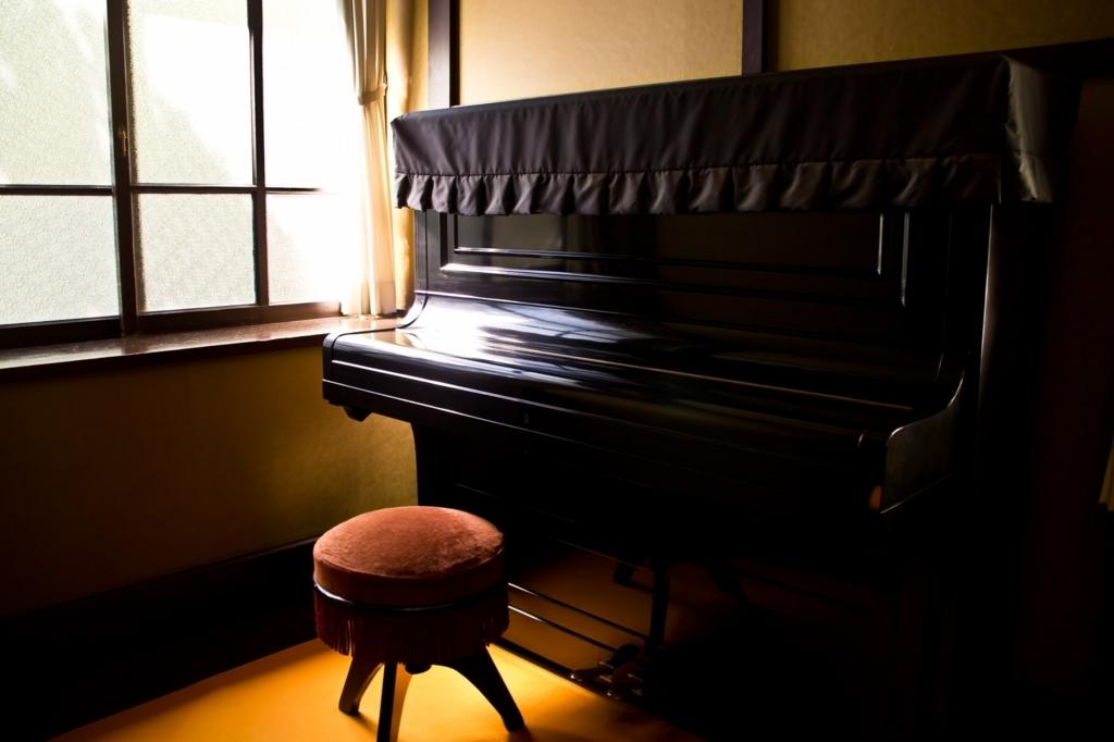 のだめを連想させるピアノ