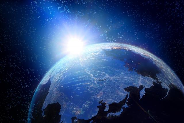 地球の平和を守るガッチャマン
