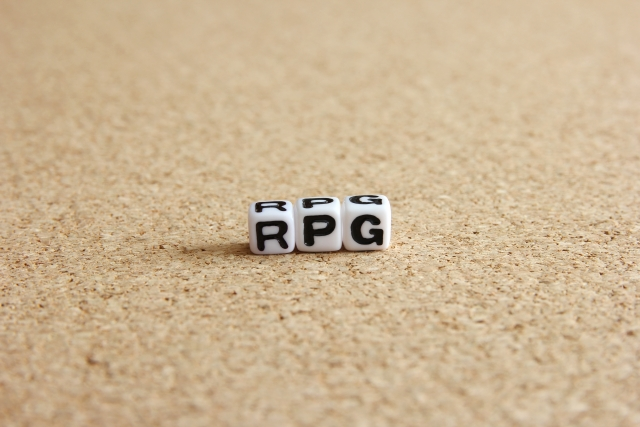 RPGゲームの画像