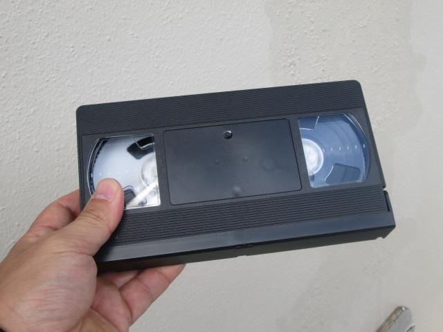 呪われたビデオテープが存在