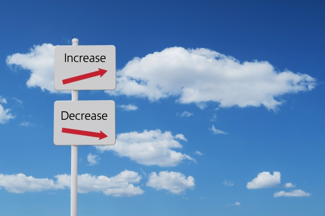 収入が変化する時の対応力