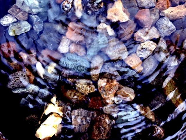 井戸の水の画像
