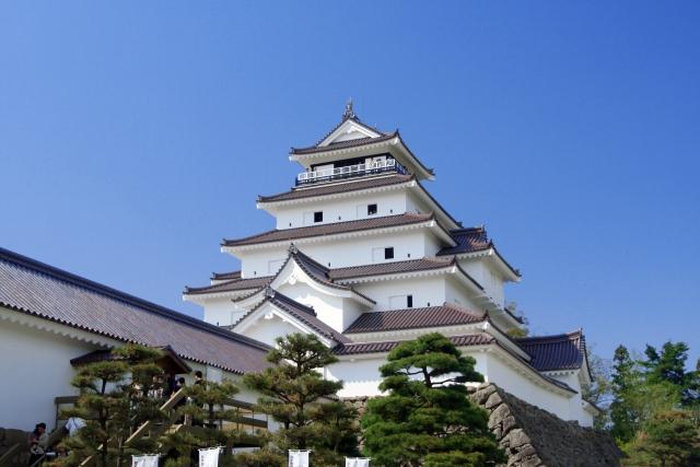 鶴ヶ城の画像