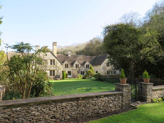 イギリスの家