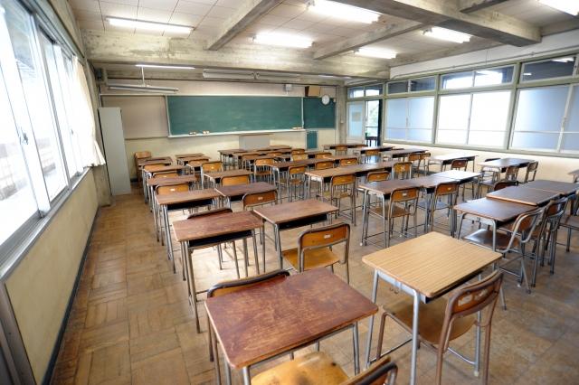 学校で起きる恐怖