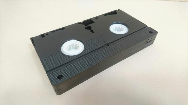 呪いのビデオテープの画像