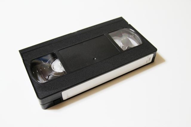 出回ったビデオテープ