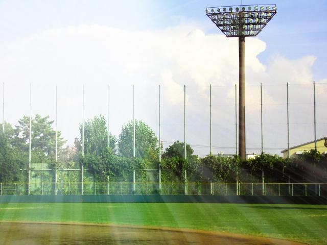 野球の設備