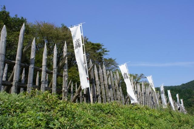 関ヶ原の古戦場