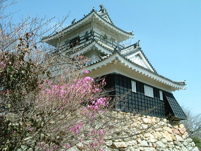 徳川家康の居城