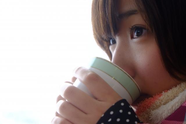 冬の季節に飲むコーヒー