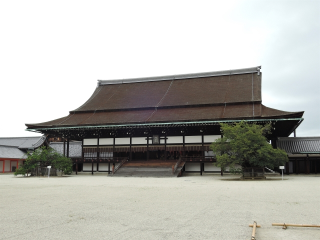 京都御所の景観