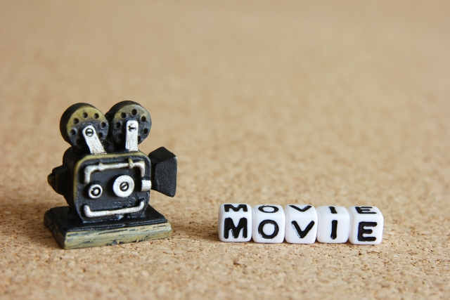 映画を表す画像