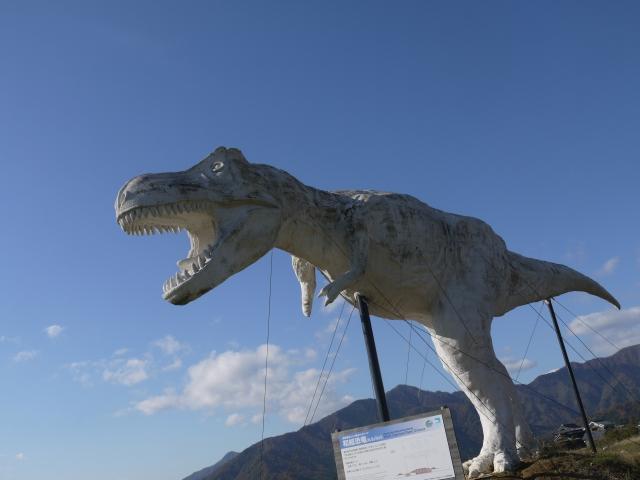 恐ろしい恐竜