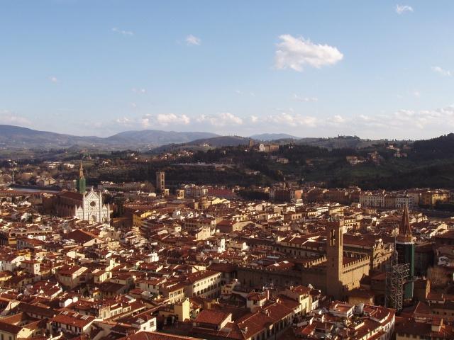フィレンツェの文化遺産