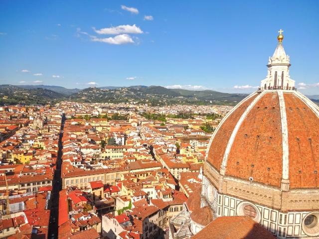 フィレンツェの景観
