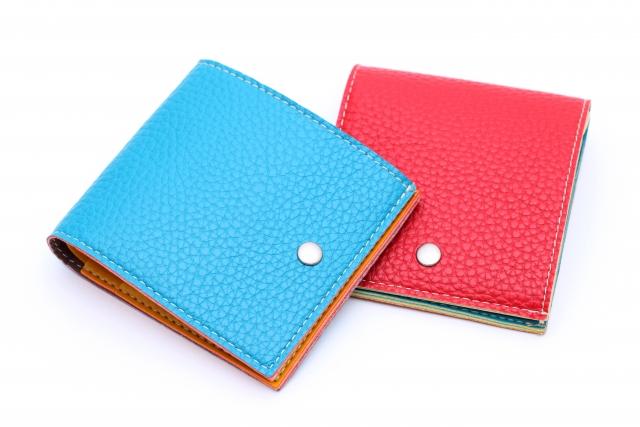 二重の財布