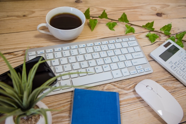 ブログの投稿準備