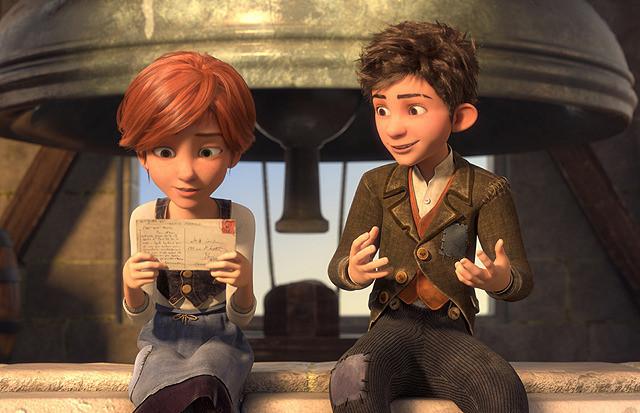 フェリシーとヴィクター