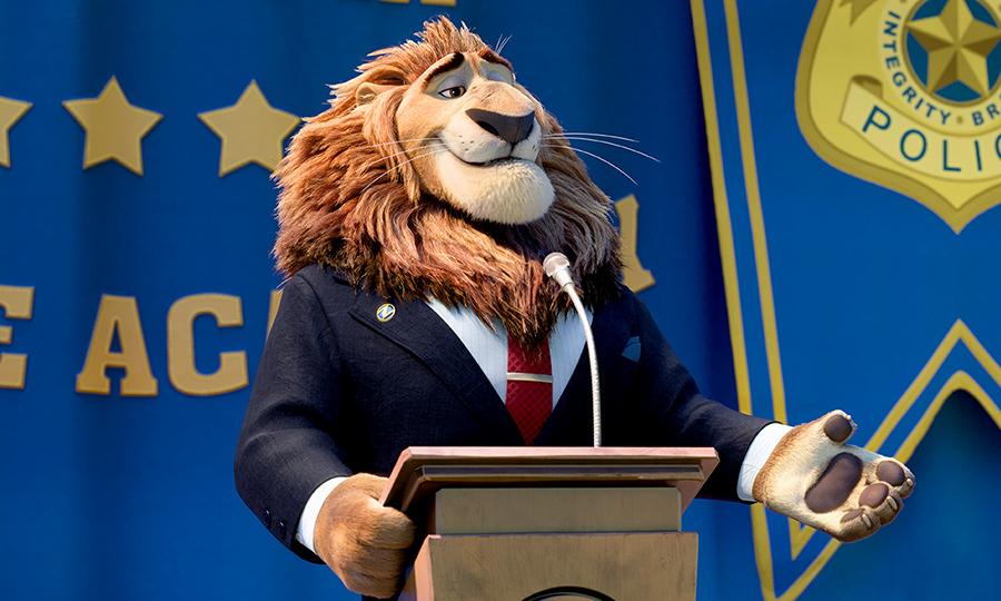 ライオンハート市長の画像