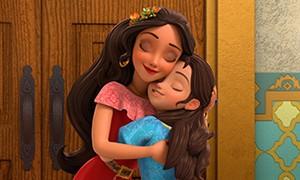 エレナと妹の再会