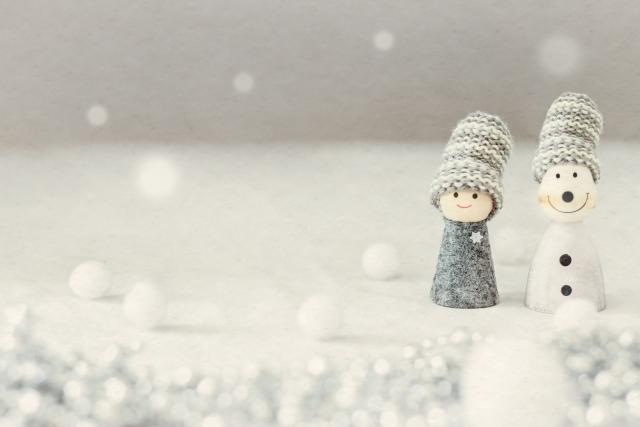 2月の寒さ