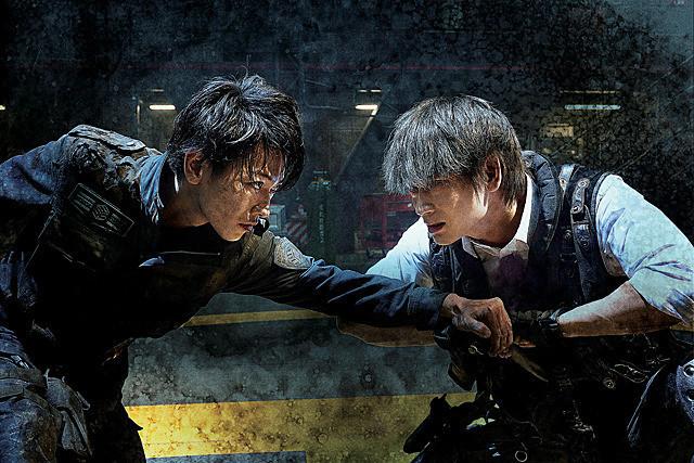 永井圭と佐藤の激闘