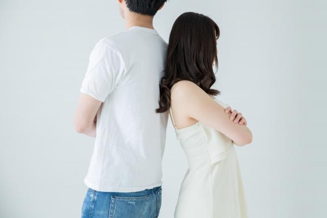 夫婦の仲が険悪