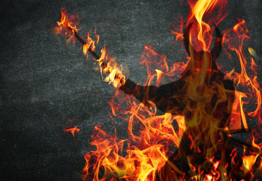 ブログの炎上