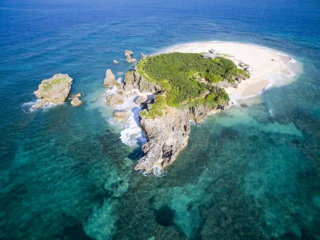 無人島の画像