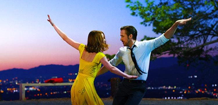 ラ・ラ・ランドのダンス