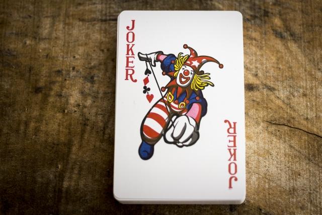 ピエロのカード