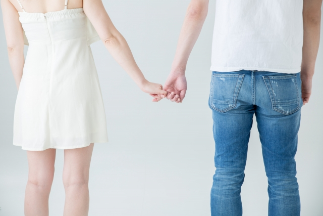 娘が男と結婚