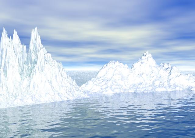 氷山の危険性