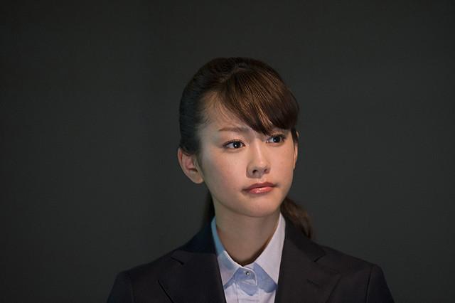 赤木直子役の桐谷美玲