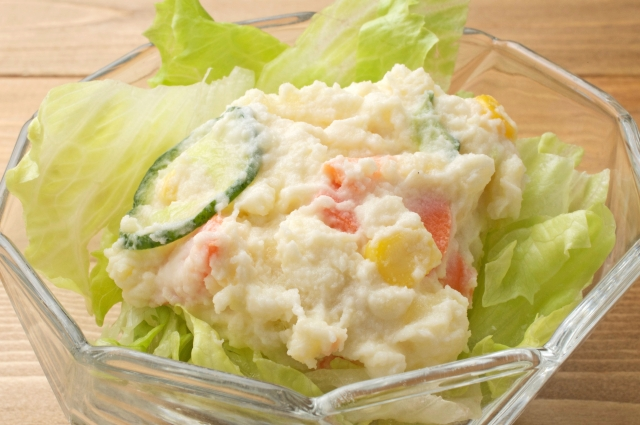 ポテトサラダの画像