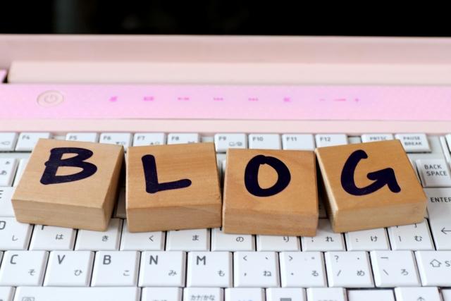ブログのアクセスの画像