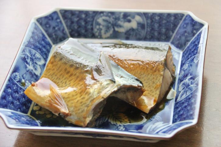 サバの煮付けの画像