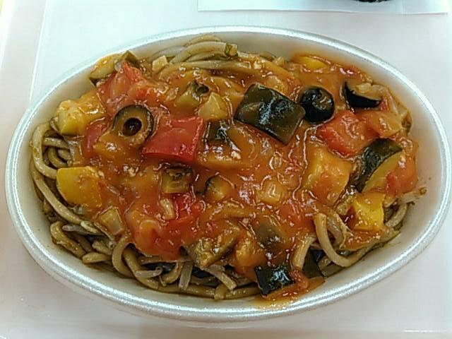 夏野菜のイタリアン全体