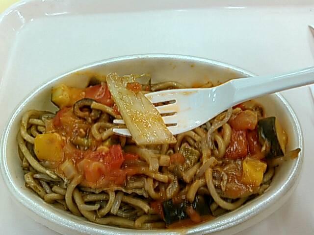 夏野菜のイタリアンのキャベツ画像