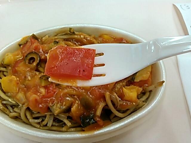 夏野菜のイタリアンのトマト画像