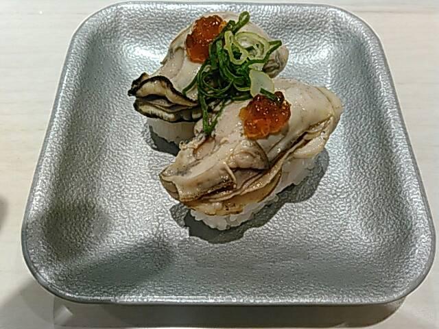 蒸し牡蠣の画像